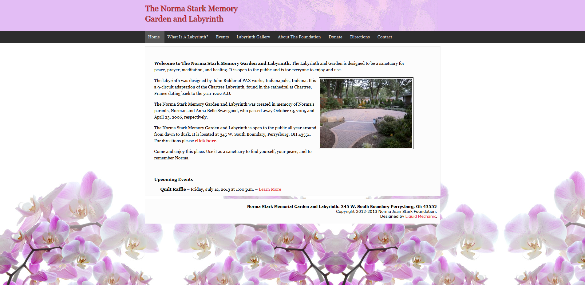 The Norma Stark Memory Garden and Labyrinth_20130802-150238.png